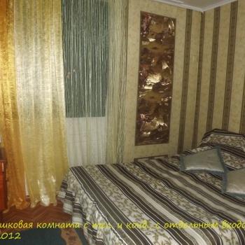 8.Фисташковая комната на 2-х. с тел и конд. с отдельным входом копия