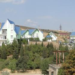 Гостевой дом Зеленые домики