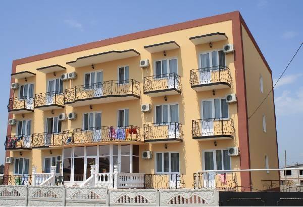 Береговое отель - Ассоль.