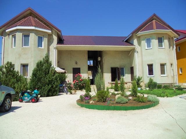 Гостевой дом ВЕРЕС в Коктебеле.