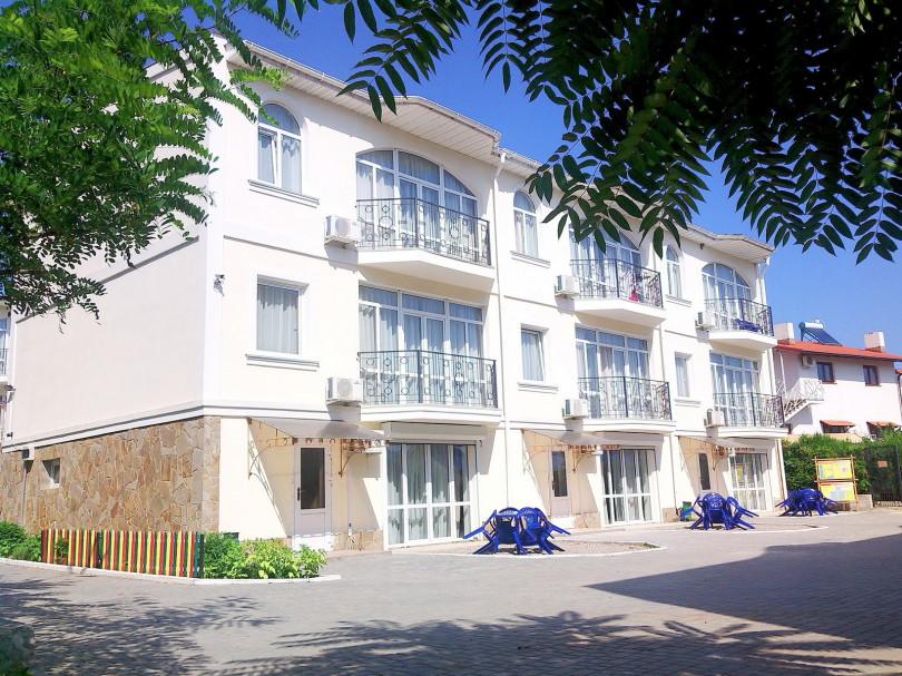 Апарт отель Арго в Коктебеле. | Планета Коктебель