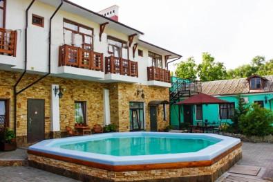 Гостевой дом 'Маккони' в Феодосии.