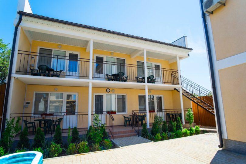 Купить недвижимость в Крыму. Гостиницы, дома, квартиры, участки.