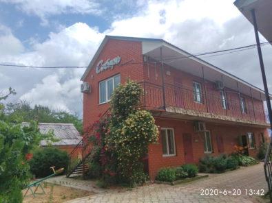 Купить гостевой дом СИБИРЬ в ст. Голубицкой Краснодарский край.