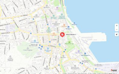 Купить 2х комн. квартиру в центре Феодосии по цене 1 комнт.